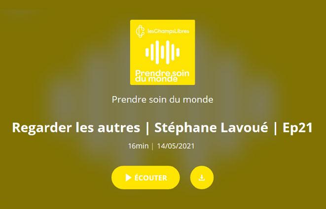 Podcast Stéphane Lavoué