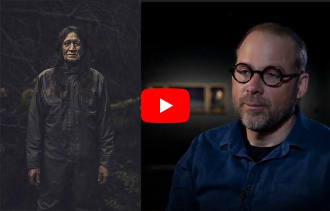 Stéphane Lavoué - Rencontre en vidéo