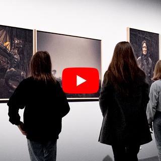 Présentation de l'exposition Western par Stéphane Lavoué