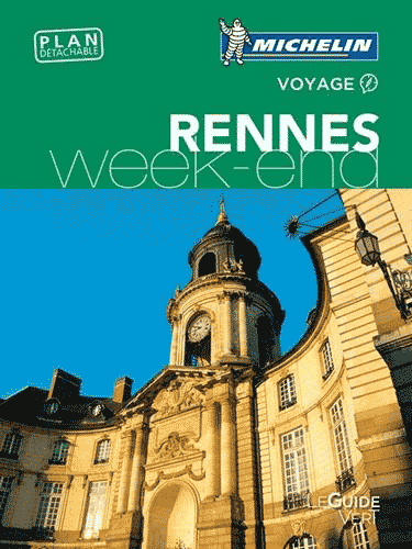 Guide vert Michelin Rennes week-end