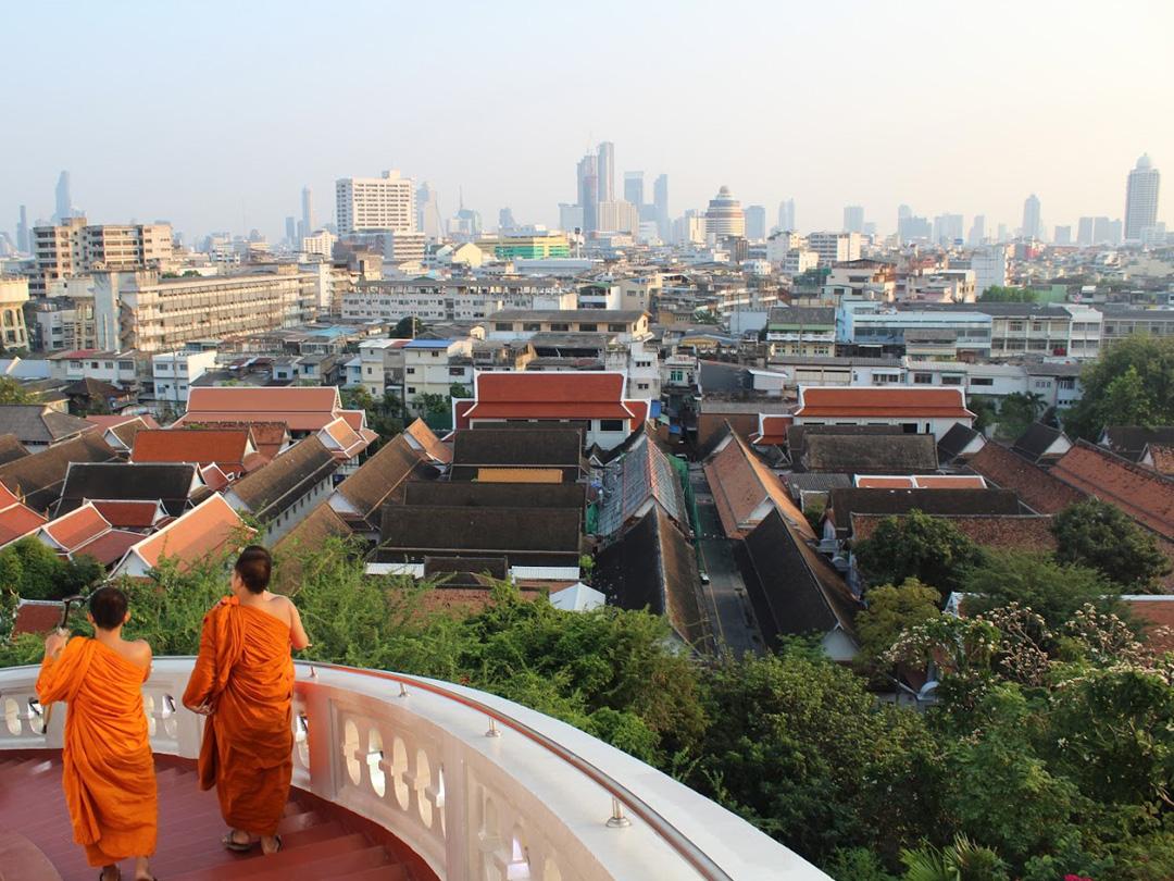 Léa Lucas, Bangkok